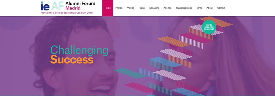 Alumni IE 2016 - WordPress