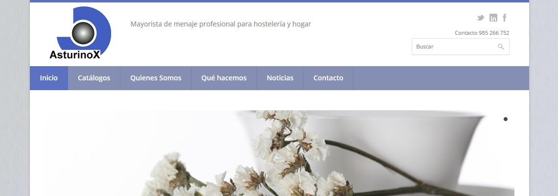 ASturinox, empresa de menaje en Asturias