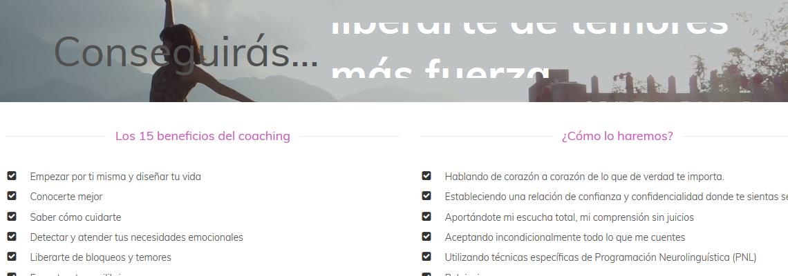 Banner movimientos - Wordpress