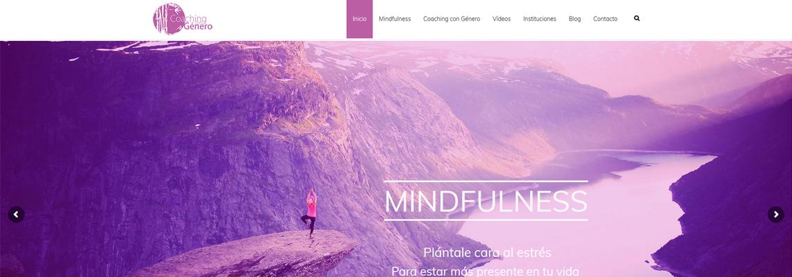 Diseño web - Mindfullnes