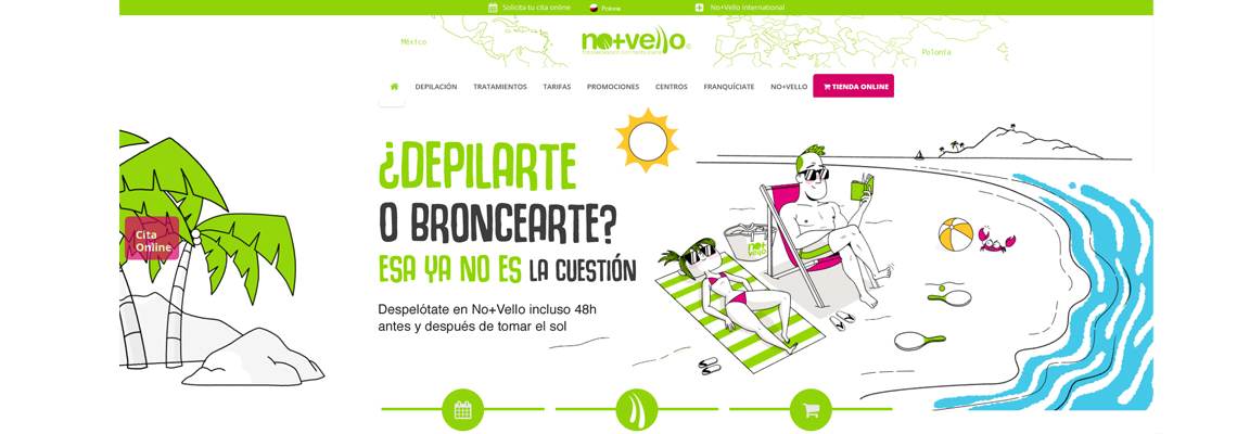 Web Joomla No+Vello